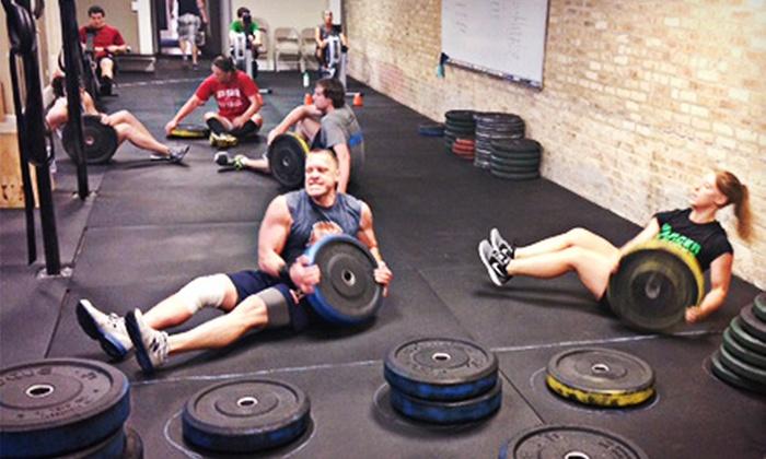 CrossFit Shoreside - Evanston: 10 or 20 CrossFit Classes at CrossFit Shoreside (86% Off)