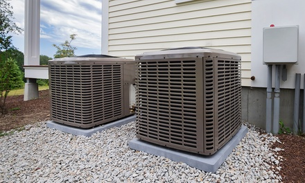 Complete AC and Heating Tuneup for One, Two, or Three Units from Valleywide Cooling (Up to 68% Off)