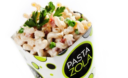 Made-to-Order Pasta at Pasta Zola (Half Off). Two Options Available.
