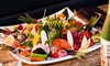 Up to 45% Off Upscale Sushi at Kenichi