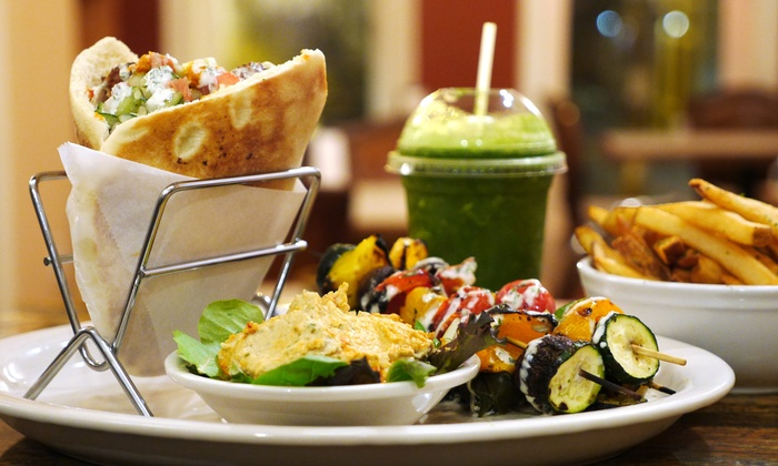 Shapiro's Cafe - Mid-Town Belvedere: $21 for Three Groupons, Each Good for $14 Worth of Café Food at Shapiro's Cafe ($42 Total Value)