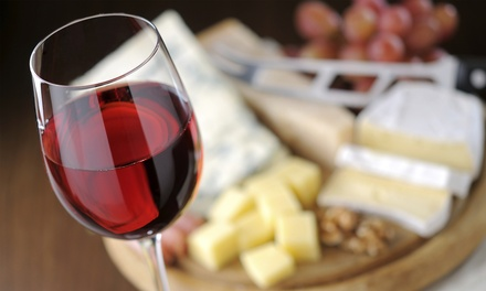 Brie appetizer and One Bottle of Zuccardi wine for Two at Verdi's Bistro(Up to 35% Off)