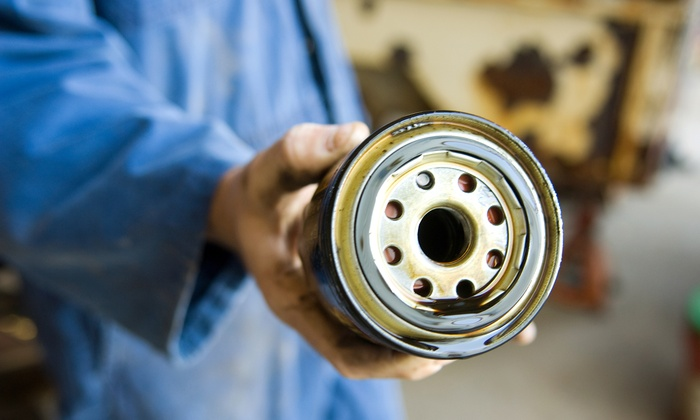 Sweet Mike Auto Center - Dearborn Heights: One or Two Full-Service Synthetic Oil Changes at Sweet Mike Auto Center (Up to 57% Off)