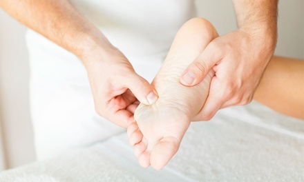 One or Three 30- or 60-Minute Reflexology Massages at Eastern Massage Spa (Up to 60% Off)