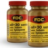 FDC All 30 Senior with Lutein and Lycopene Multivitamins and Minerals