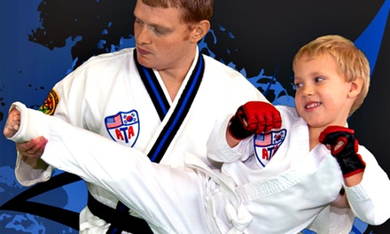 12 Class Martial Arts Package at Sustaire's ATA Martial Arts (Up to 89% Off)