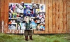 """Boapix: Custom 30""""x40"""" Photo Collage or $49 for $125 Worth of Prints and Photo Products from Boapix"""