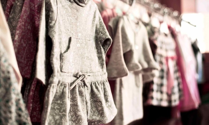 Momease Boutique - Central Park: $11 for $20 Worth of Mom, Baby, and Child Clothing and Accessories at Momease Boutique