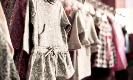 $11 for $20 Worth of Mom, Baby, and Child Clothing and Accessories at Momease Boutique