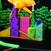 Black-Light Mini Golf with 3-D Glasses at Space Golf