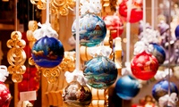 GROUPON: 36% Off to Create Glass Holiday Ornament  Hot Fired Arts