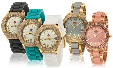 Louis Richard Women's Watch. Multiple Styles from $34.99–$39.99. Free Returns.