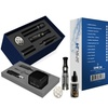 SMK24 Ikon Dry Herb, Oil, and Waxy Vaporizer Bundle with eLiquid