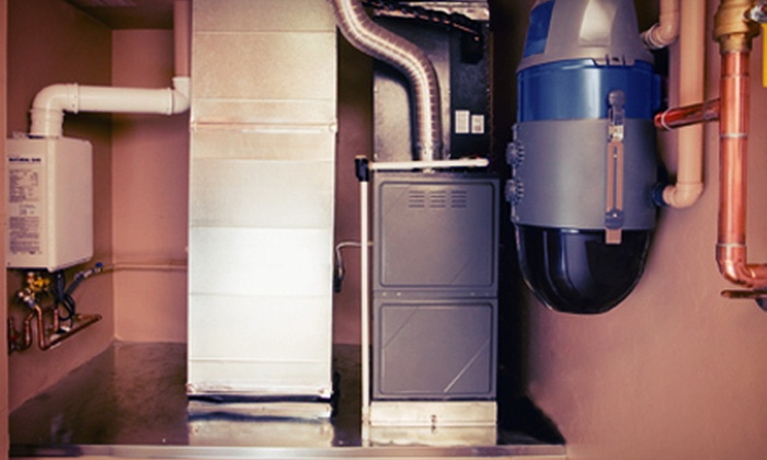 Innovative Heating & Cooling - Airport Business Area: $65 for a Heating-System Tune-Up from Innovative Heating & Cooling ($130 Value)