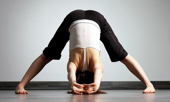 Centre Pointe - Eastown: 5, 10, or 20 Yoga Classes at Centre Pointe (Up to 58% Off)