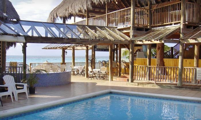 Sea Splash Resort: Three-, Four-, or Five-Night Stay at Sea Splash Resort in Negril, Jamaica