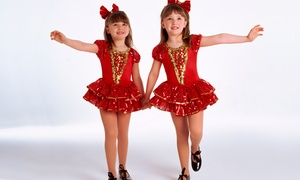 Unity Cheer: One or Two Months of Dance Classes for Kids 4 and Older at Unity Cheer (Up to 52% Off)