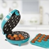 Holstein Housewares Cake Bites Maker with Silicone Stand