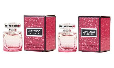 TwoPack of Jimmy Choo Blossom 4.5ml Eau de Parfum
