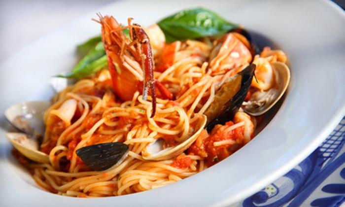 DiBenedetto Trattoria - Hoffman Estates: Italian Lunch or Dinner at Dibenedetto Trattoria in Hoffman Estates - Three Options (Up to 53% Off)