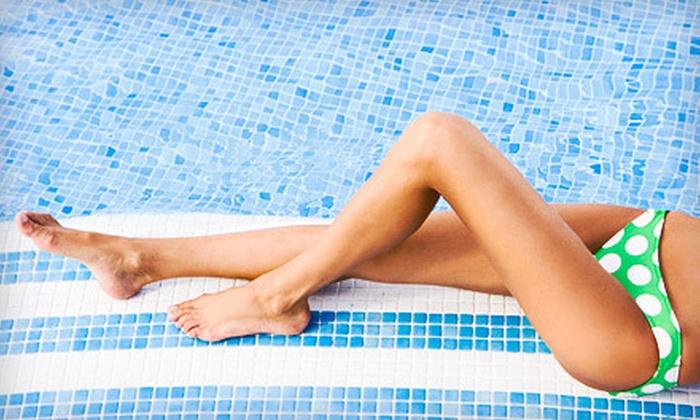 Body Allure - Multiple Locations: $598 for Four Lipodissolve Treatments at Body Allure ($1,600 Value)