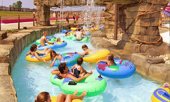 Ramada Hotel and Convention Center - Waterloo, IA: Stay with Water-Park Passes and Dining Credit at Ramada Hotel and Convention Center in Waterloo, IA
