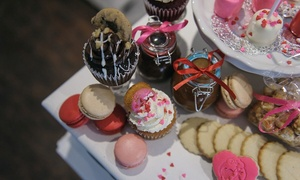 Diva Of Cake: Regular or Medium Basket of Mini-Pastries at Diva Of Cake (Up to 68% Off)