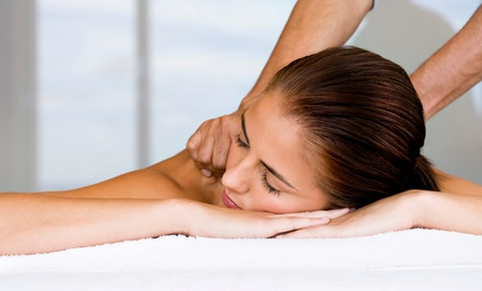 60- or 90-Minute Swedish or Deep-Tissue Massage at Massage Lakes (51% Off)