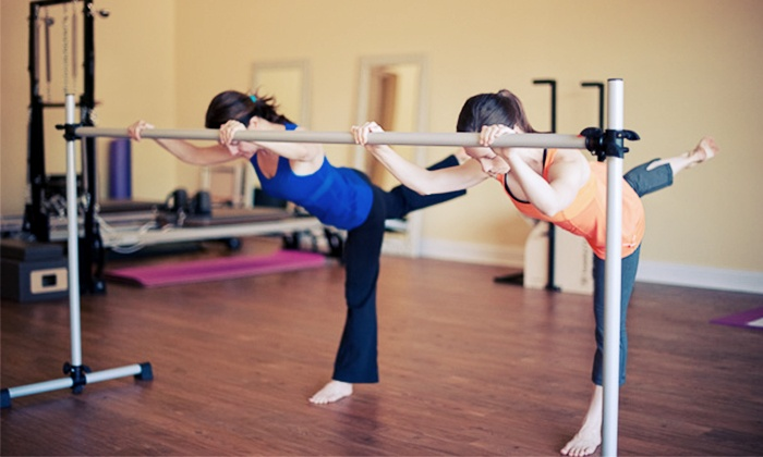 Spark Fitness - FishHawk: 5 or 10 Pilates Mat, Circuit or Barre Classes (Up to 63% Off)