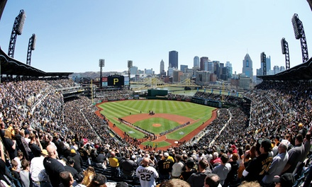 Pittsburgh Pirates Game at PNC Park with Dates in April, May, and June (Up to 33% Off). Four Seating Options Available.