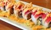 Sushi fans cafe - Wellington Marketplace: $10 for $20 Worth of Sushi and Classic Japanese Cuisine at Sushi Fans Cafe