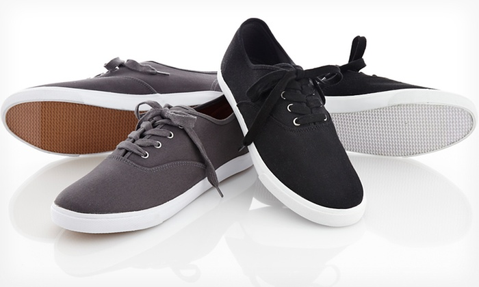 Mens Canvas Shoes Jcpenney