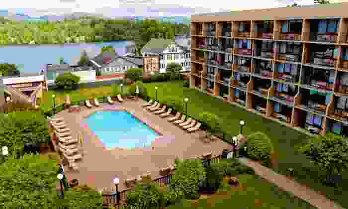 null - Albany / Capital Region: Stay with Breakfast for Two at High Peaks Resort in Lake Placid, NY, with Dates into May