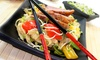 China City - Droitwich: Two-Course Chinese Meal with Rice for Two or Four at China City (Up to 64% Off)