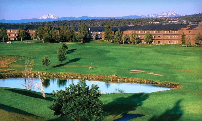 Eagle Crest Resort - Greater Bend, OR: Two-Night Stay at Eagle Crest Resort in Redmond