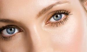 Una o dos sesiones de estudio, diseño y depilación de cejas, tinte de pestañas y tratamiento orbicular desde 19 €