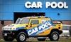 54% Off Car Wash and Wax at Car Pool Car Wash