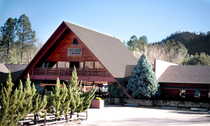 Kohl's Ranch Lodge - Payson, AZ: Two-Night Stay with Dining Credit at Kohl's Ranch Lodge in Arizona's Tonto National Forest