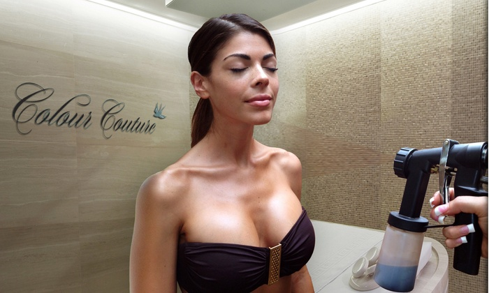 Colour Couture - Glendale: $119 for a Hands-On Airbrush-Tanning-Certification Program at Colour Couture ($600 Value)