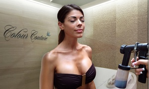 Colour Couture: $199 for a Hands-On Airbrush-Tanning-Certification Program at Colour Couture ($600 Value)