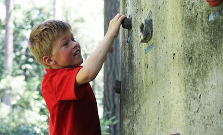 $249 for a Kids' Spring-Break Sleep-Away Camp at Camp Sealth on April 13–18 ($500 Value)
