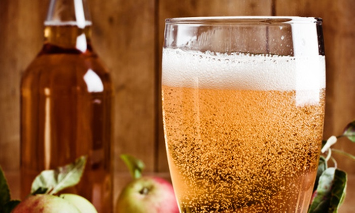Jaden James Brewery - Kentwood: Hard-Cider Tasting for Two or Four with Growler at Jaden James Brewery (Half Off)