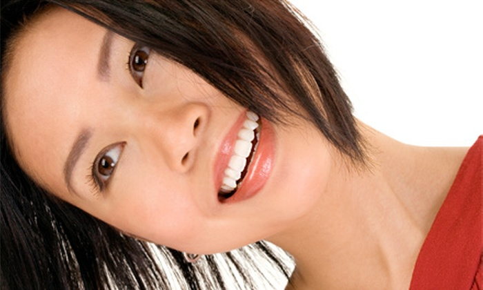 Jenny Palma Beauty & Body Care - Wychwood: One or Three Teeth-Whitening Treatments at Jenny Palma Beauty & Body Care (Up to 83% Off)