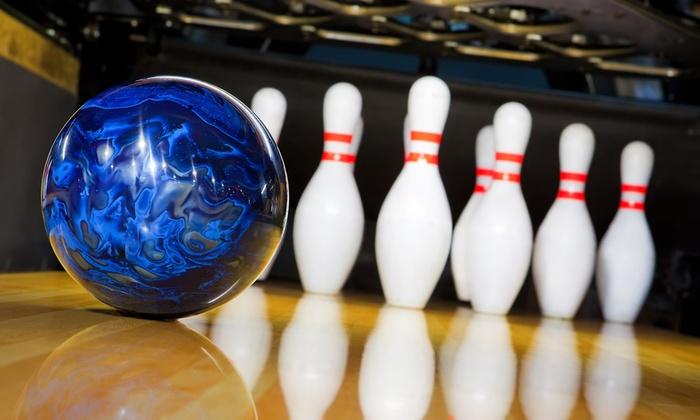 Frenz - FRENZ: Partita a bowling con cinema 5D e cena da 16,90 € invece di 40,90