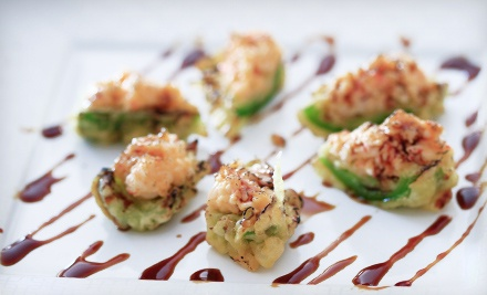 $15 for $30 Worth of Japanese Fusion Cuisine at Yuki Hana