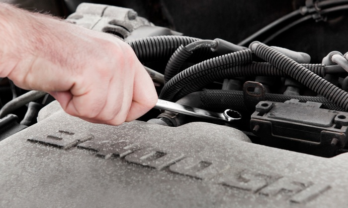 Camdyn Auto Repair - Round Rock: $85 for One AC Tune-Up and Coolant System Flush at Camdyn Auto Repair ($200 Value)
