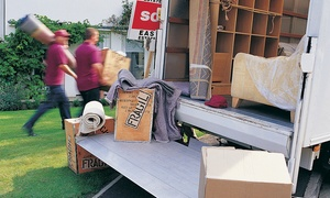 Rapid Moving: $229 for Three Hours of Moving Services with Three Movers and Truck from Rapid Moving ($562 Value)