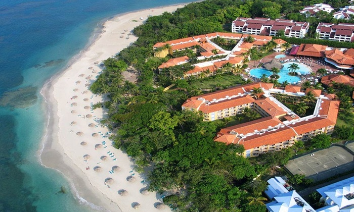 VH Gran Ventana Beach Resort Stay with Airfare from Travel by Jen - Dominican Republic: ✈All-InclusiveVH Gran Ventana Beach Resort w/Air.Incl. Taxes and Fees. Price/Person Based on Double Occupancy.