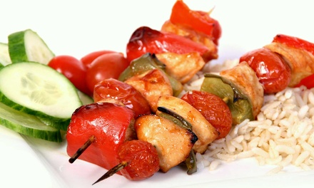 $15 for $30 Worth of Dinner Cuisine at 1001 Nights Persian Cuisine. Groupon Reservation Required.