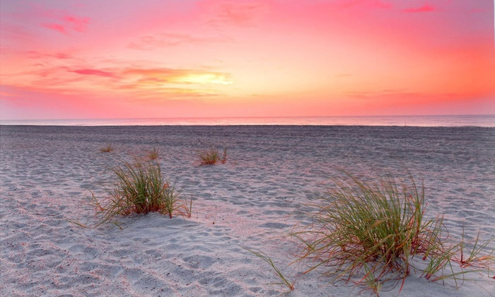 Amelia Oceanfront Bed & Breakfast - Fernandina Beach, FL: 1- or 2-Night Stay for Two at Amelia Oceanfront Bed & Breakfast in Fernandina Beach, FL. Combine Up to 6 Nights.